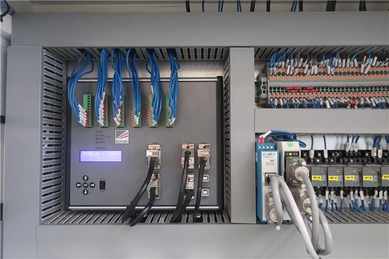 Lazersafe PCSS A Security PLC seriea