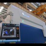 8 ardatz CNC prentsa hidrauliko balazta 110 tona 3200 mm