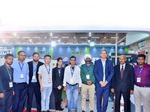 Accurlek India erakusketan parte hartu zuen 2016an