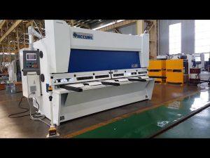 Master Variable Rake Guillotine Zizaila Machine ELGO P40T CNC Sistema