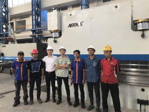 Indonesiako Ordezkaritza bisitatu gure fabrika bisitatu