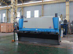 QC11Y eskillotina hidraulikoa zizailatzeko makina