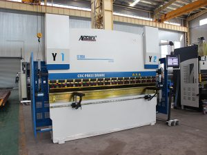 prentsa industrialerako estandarra, CNC prentsa hidraulikoetarako balazta makina hornitzaile Txinatik